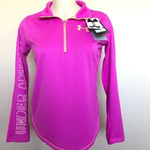 Under Armour Fitted heat gear Youth XL NWT